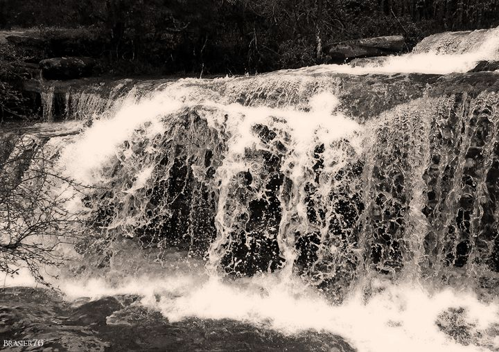 Burden Falls - Brasier76