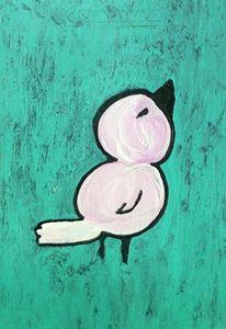 Baby Pink Bird