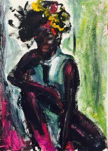 'Beautiful Girl' by BRUNI