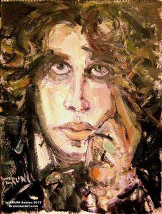 Oscar Wilde By BRUNI