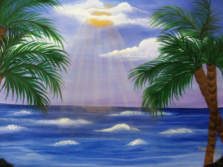 Ocean Sunbeam - Brenda Williams