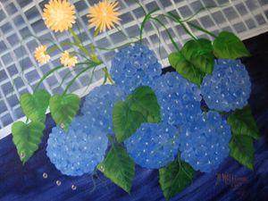 Baby Blues (Hydrangea)