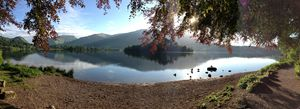 Lake Grasmere At 6