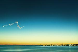 Summerside Skies (blues)