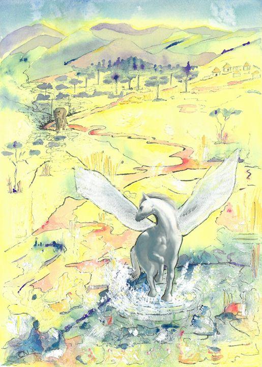 Pegasus - CALIOPE (Cali Norton)