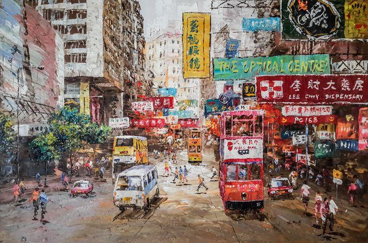 HongKong - Paint Our Days