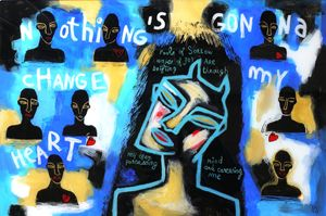 Nothing's gonna change my art