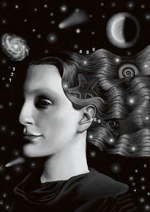 Woman form stars