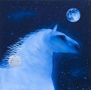 Blue Horse II