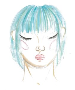 Beautiful Faces - IOTA