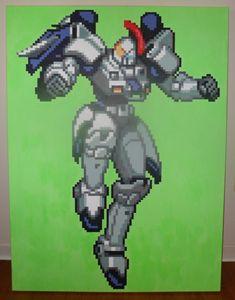 16-bit Tallgeese Gundam