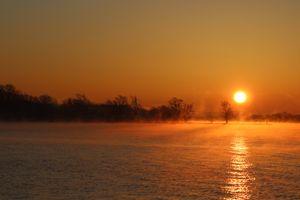 Sunrise fishing01