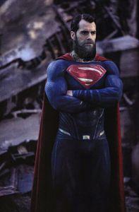 The bearded Man Of Steel