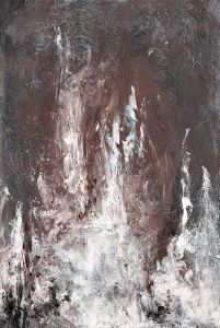 Solitude - Abstract Painting 3