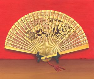 The Chinese fan