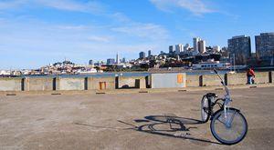 San Francisco @ Aquatic Park Pier