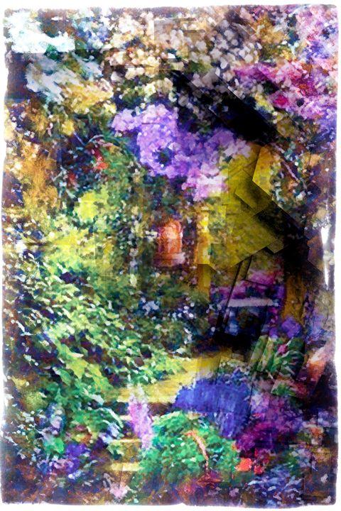 Spirtual forest entrance - Karl J. Struss