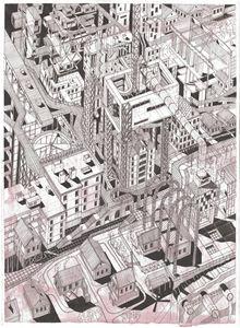 Devouring city