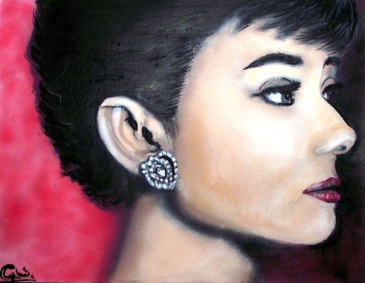 "Elegant Beauty - The ""ART"" of G'iles"