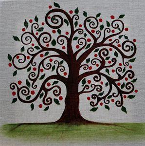 Apple tree - R. Cels