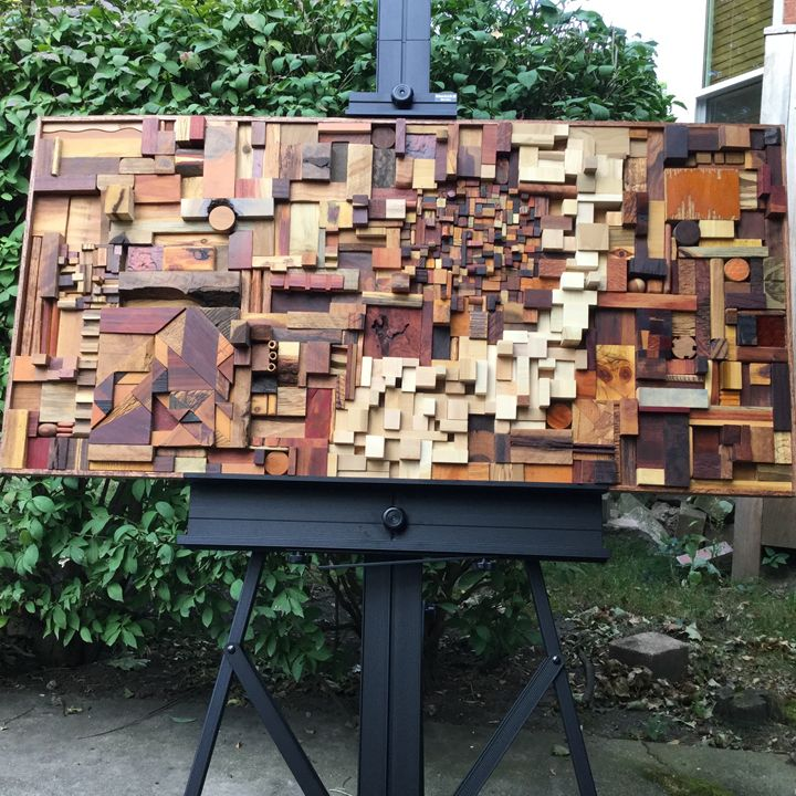 Labyrinth - Wood assemblages