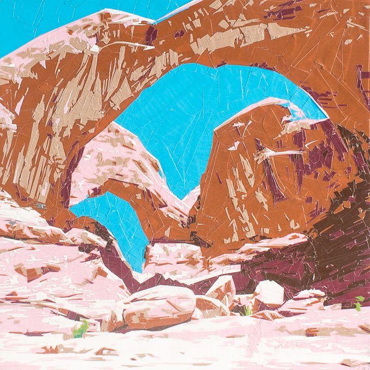 Arches - Ezetary Art