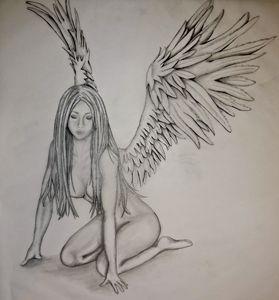 Innocent Fallen Angel