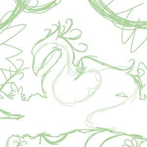 Dragon Silhouette (Sketch)