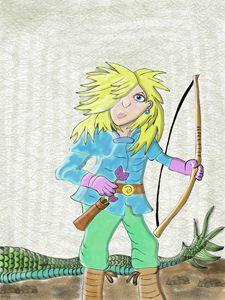 Jess The Dragon Rider