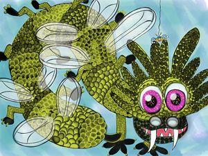 Bumbleactus and Spidey