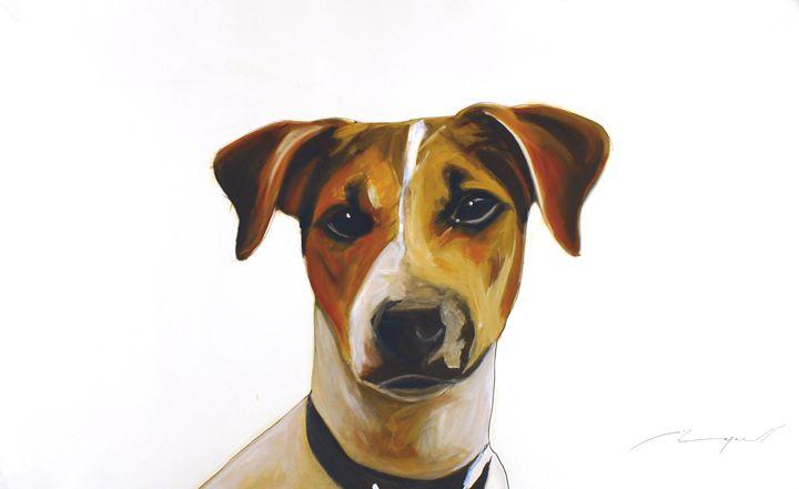 Stuart - Chad Maxwell-fine artist