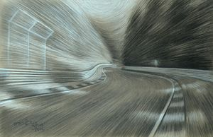 Nurburgring Track in Motion
