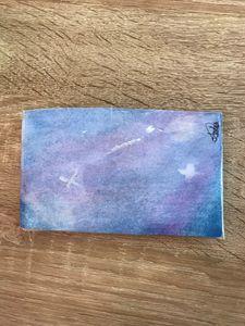 Faded Galaxy
