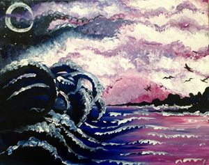 Kraken Waves
