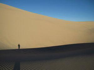 Morning Dune Shadows
