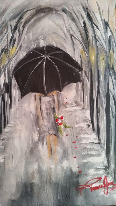 Emerging from rain - Tamera Jean