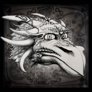 Dragon Head 1