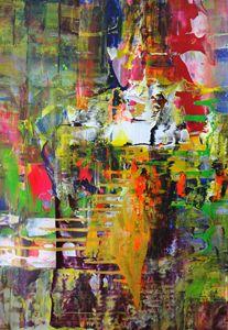 """Symphony of colours IV"""