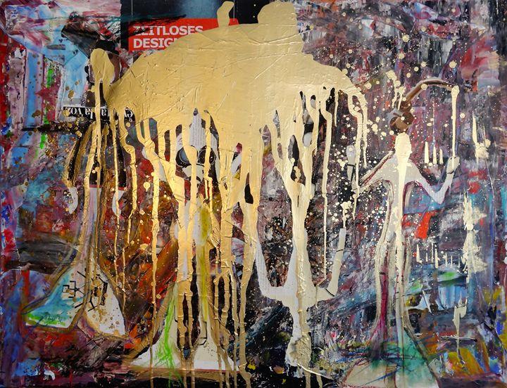 """Zeitlos"" - Paintings by Jaiodesign"