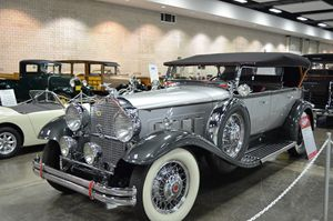 Survivor, 1932 Packard