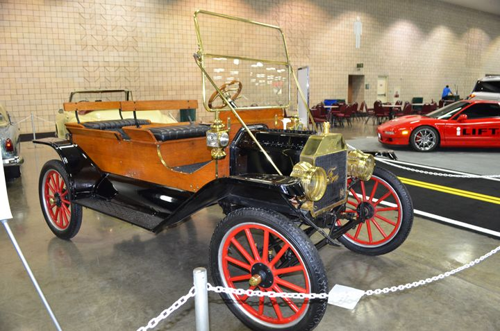 1910 Model T Ford - Howard's Photography LLC