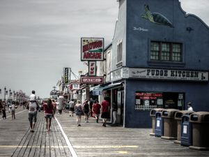 A Day in Ocean City - Photos by Tracy