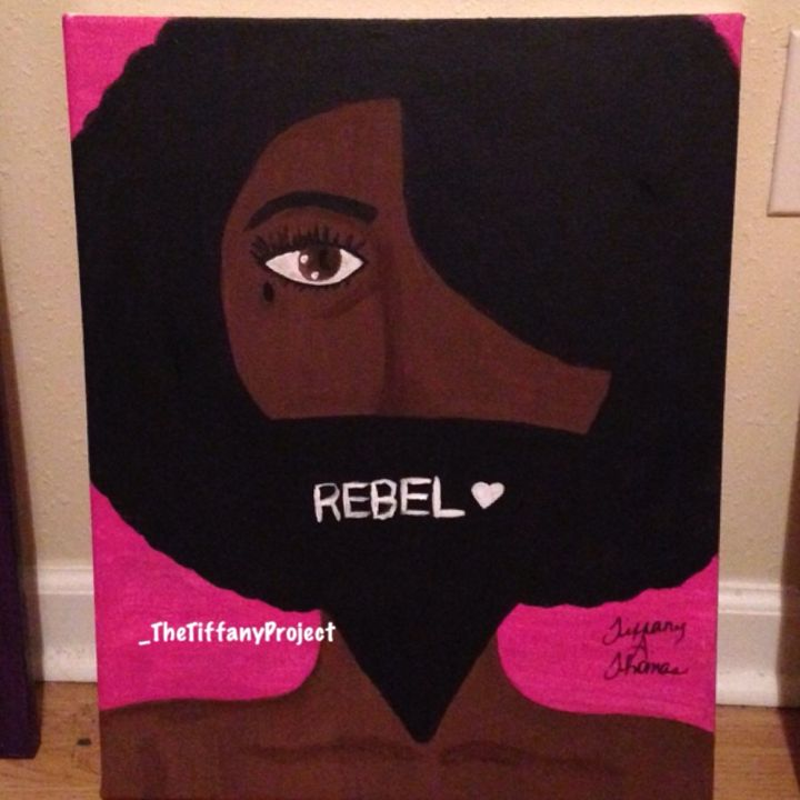 Black rebel - TheTiffanyProject