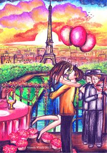 """""""A Love Story in Paris"""""""