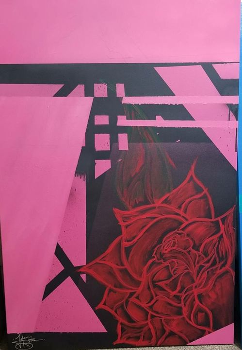 Blossom in the dark - Jalen Butler