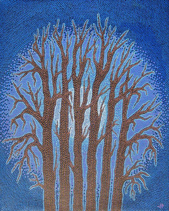 Blue night - Jonathan Pradillon