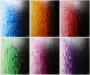 Colorful fades