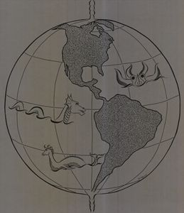 Globe Maze