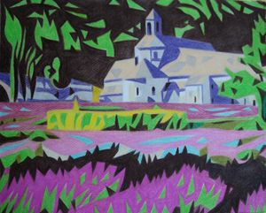 Provence - Volkov Art