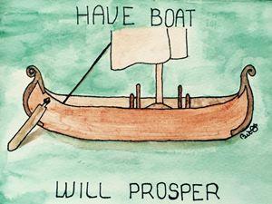 Have BOAT Will PROSPER